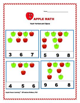 Kindergarten Themed Math Activities