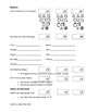 Kindergarten Math Assessment Aligned With Common Core Standards