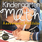 Kindergarten Math Assessment Portfolio