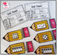 Kindergarten Back to School Math Centers, Printables, Exit Tickets