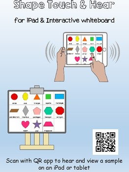 Kindergarten Math - Basic Shapes - Touch & Hear App