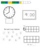 Kindergarten Math Bins