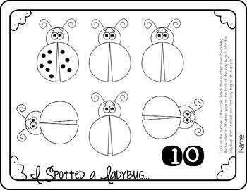 Kindergarten Math ~ Butterfly Simple Addition