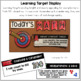 Kindergarten Math CCSS Learning Target Pack