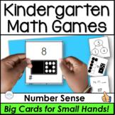 Kindergarten Math Card Games