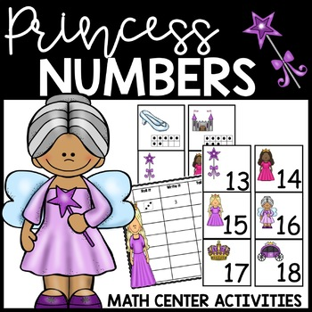 Kindergarten Math Center Activities