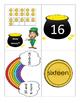 Kindergarten Math Centers - Decomposing 11-19 - St Patrick