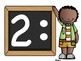 Kindergarten Math Centers - Envision Math 2.0 Topic 1