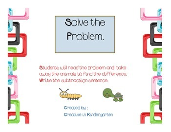 Kindergarten Math Centers Envision Math Centers Topic 8