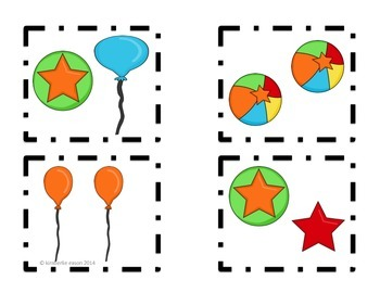 Kindergarten Math Centers (Envision Math Topic 13)