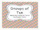 Kindergarten Math Centers: Envision Math Topic 6 Common Co