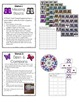 Kindergarten Math Centers Full Year BUNDLE