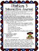 Kindergarten Math Centers Made Easy-September Interactive Notebook