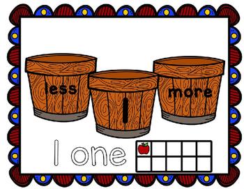 Kindergarten Math Centers Made Easy-September PlayDough Mats Freebie