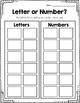 Kindergarten Math Centers for Month 1 FREEBIE!