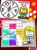 Kindergarten Math Centers: Year Long Activities