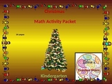 Kindergarten Math Christmas
