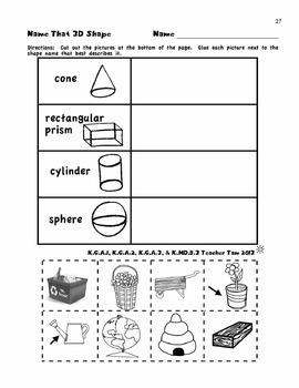 Math Worksheets Kindergarten BUNDLE   Math Worksheets Fall and More
