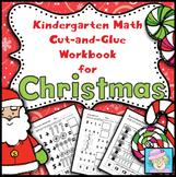 Christmas Math Activities Kindergarten   Christmas Math Worksheets Kindergarten