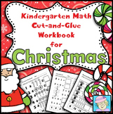 Christmas Math Activities Kindergarten | Christmas Math Worksheets Kindergarten