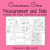 Kindergarten Math - Common Core State Standards- Measureme