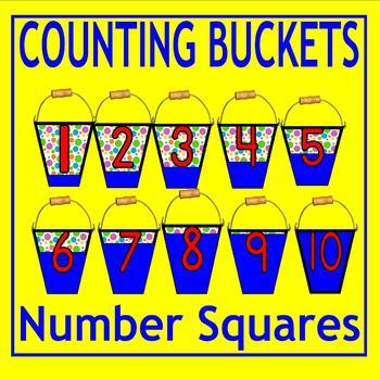 {Kindergarten COUNTING} {Numbers 1-100} {Number Sense ...