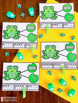 Counting Worksheets For Kindergarten 11 20