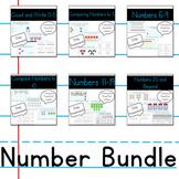 Kindergarten Math Curriculum Bundle - Go Math Supplement