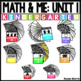 Kindergarten Math : Math and Me : Unit 1 Numbers 1-10