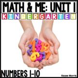 Kindergarten Math Numbers 0-10