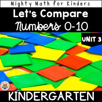 Kindergarten Math Curriculum UNIT 3 LET'S COMPARE 0-10