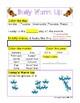 Kindergarten Math Daily Warm Ups for November