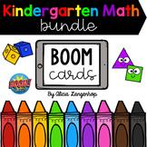 Kindergarten Math Digital BOOM Cards™ BUNDLE