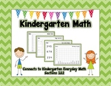 Kindergarten Math {EDM Sections 1&2}