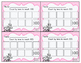 Kindergarten Math Exit Slips Counting and Cardinality