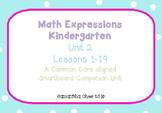 Kindergarten Math Expressions Smartboard Companion Unit 2