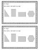 Kindergarten Math Expressions Unit 1 Exit Slip Journal