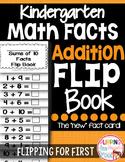 Kindergarten Math Facts Flip Book Bundle