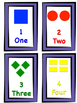 Kindergarten Math Flashcards and Counting Resources for Po