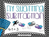 Kindergarten Math ~ Fly Swatting Subtraction