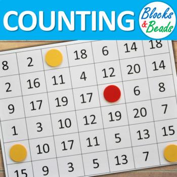 Kindergarten Math Game: Numbers to 20