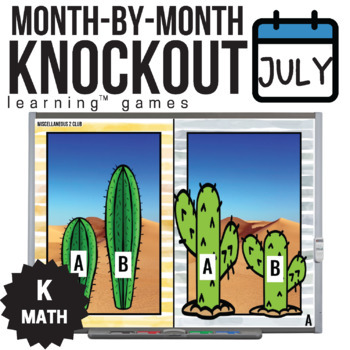 Kindergarten Math Game [Review Part 2 Knockout Club]