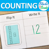 Kindergarten Math Game: Writing Numbers to 20