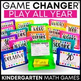 Kindergarten Math Games | Distance Learning