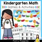 Kindergarten Math Games & Activities