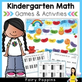 Kindergarten Math Games & Activities