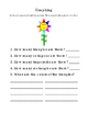 Kindergarten Math Graphing Shapes Numbers Up to 8 Tools for Common Core 2 pages