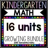 Kindergarten Math