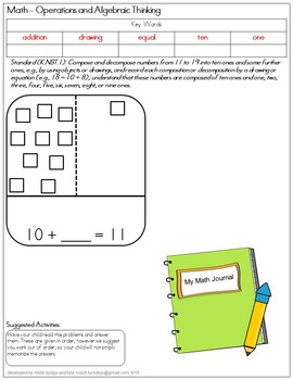Ultimate Kindergarten Math Resource