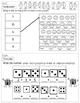 Kindergarten Math Homework - 1st Quarter